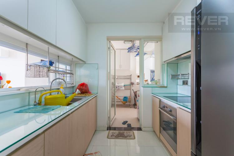Nhà bếp Căn hộ Estella An Phú tầng thấp 2 phòng ngủ, nội thất đầy đủ
