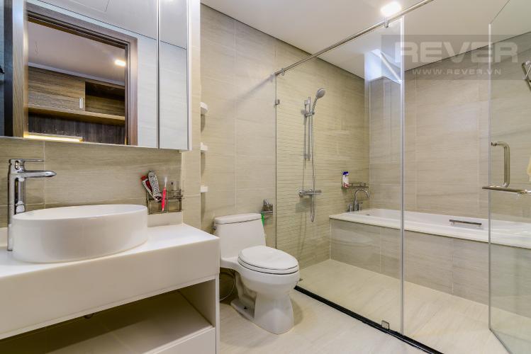 Phòng Tắm 2 Căn hộ Vinhomes Central Park 4 phòng ngủ tầng thấp P2 view sông