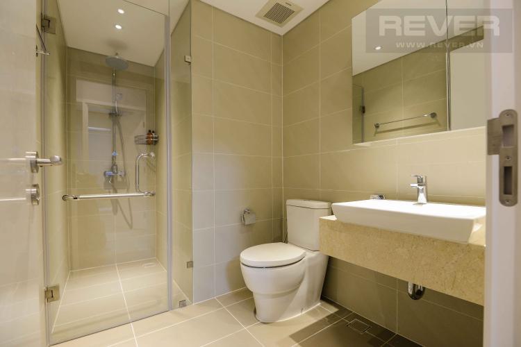 Toilet 1 Cho thuê căn hộ Diamond Island - Đảo Kim Cương 3PN, tầng trung, tháp Bahamas, là căn góc, đầy đủ nội thất, view sông thoáng mát