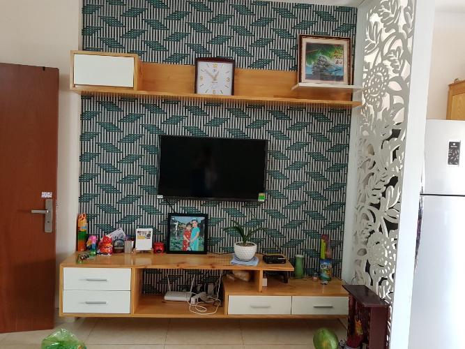 Căn hộ Tecco Green Nest tầng trung, bàn giao nội thất cơ bản.