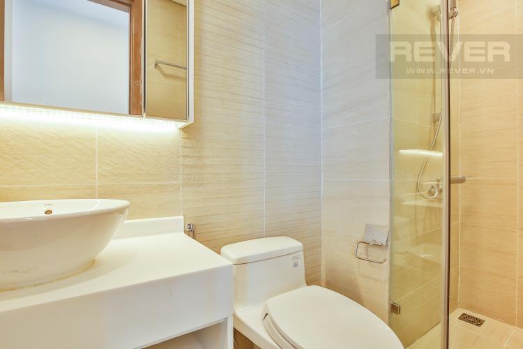 Phòng tắm 1 Căn hộ The Park Vinhomes Central Park tầng cao tháp P1 mát mẻ