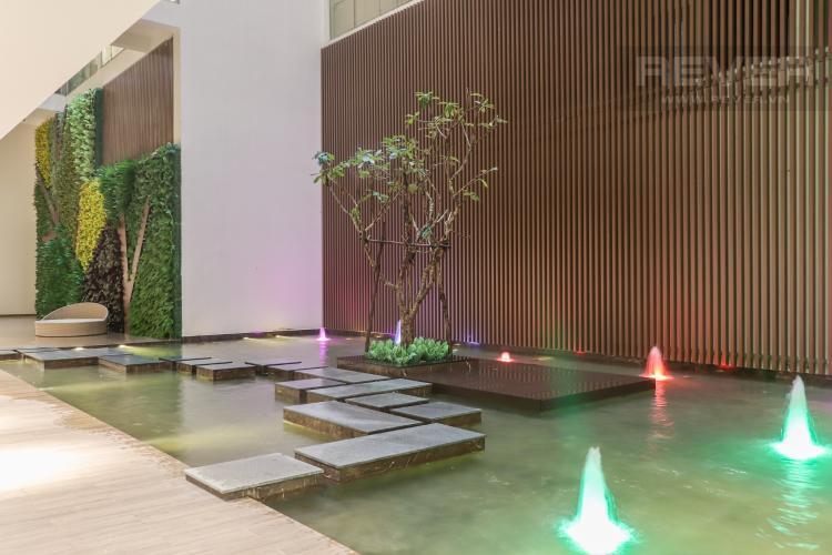 Nội Khu Bán căn hộ Phú Mỹ Hưng Midtown 4PN, tầng thấp, tháp The Grande, nội thất cơ bản, view sông và vườn hoa Sakura