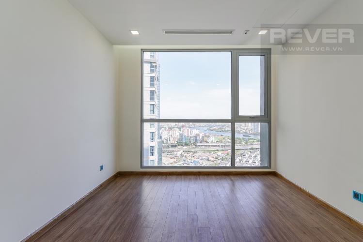 Phòng Ngủ 2 Căn hộ Vinhomes Central Park 4 phòng ngủ tầng cao P4 view sông