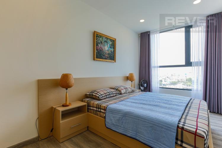 Phòng Ngủ 1 Căn hộ Riva Park 2 phòng ngủ tầng thấp B2 hướng Đông Nam