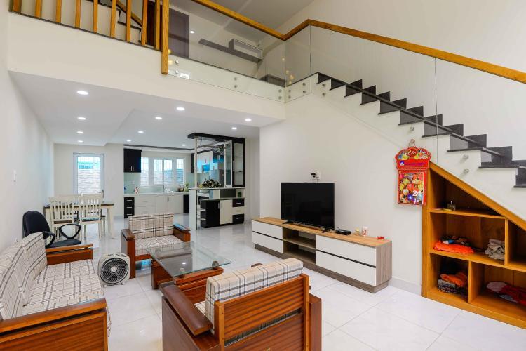 Cho thuê nhà phố biệt lập trong Khu dân cư Mega Residence, đầy đủ nội thất