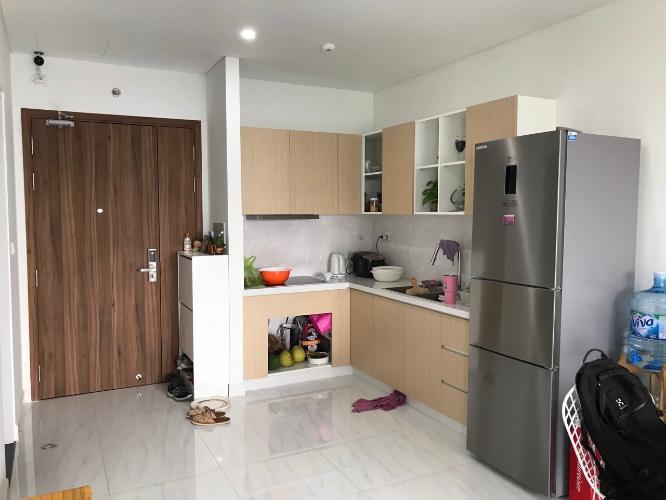 phòng bếp Dvela Bán căn hộ D-Vela diện tích 70m2, nội thất cơ bản, vị trí thuận lợi.