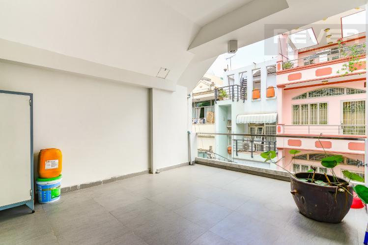 Sân Thượng Cho thuê nhà phố 3 phòng ngủ, đường Chu Văn An, Quận Bình Thạnh