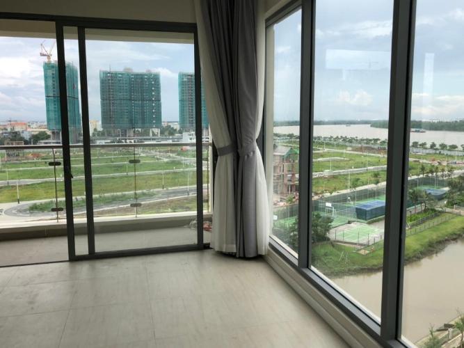 Bán hoặc cho thuê căn hộ Diamond Island - Đảo Kim Cương 2PN, nội thất cơ bản, căn góc view sông