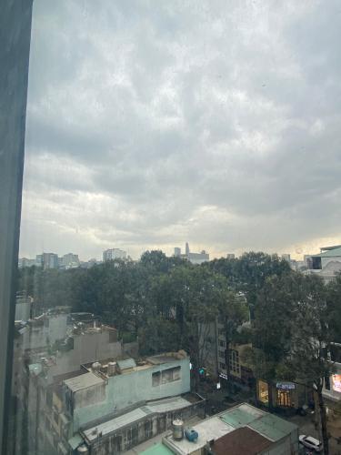 View Hado Centrosa Garden, Quận 10 Căn hộ tầng trung Hado Centrosa Garden view thành phố.
