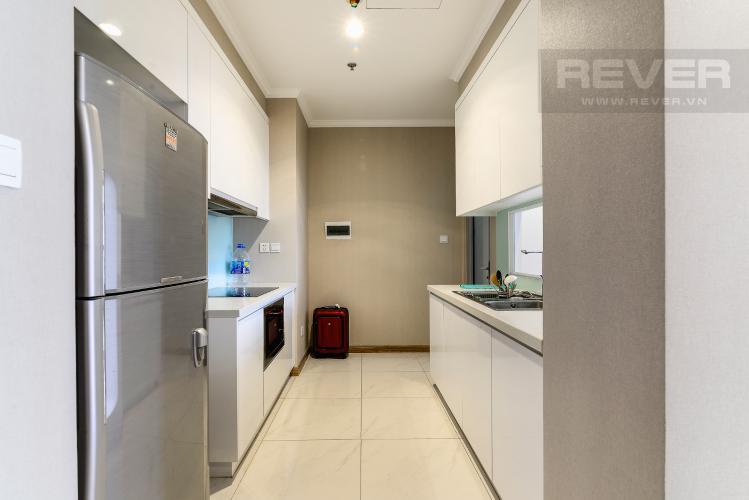 Nhà Bếp Bán và cho thuê căn hộ Vinhomes Central Park tầng trung, 1PN, đầy đủ nội thất