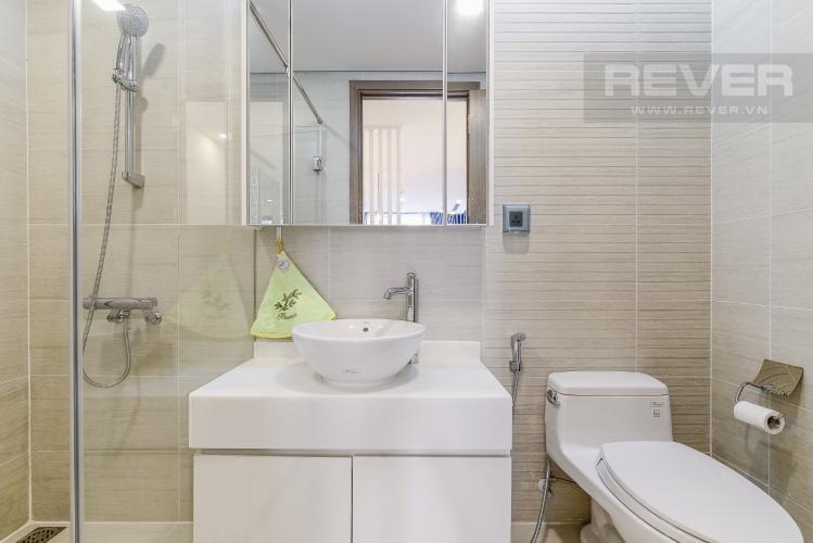 Phòng Tắm 1 Cho thuê căn hộ Vinhomes Central Park tầng thấp, 2PN, đầy đủ nội thất