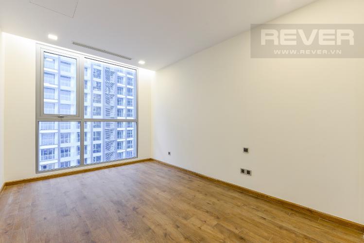 Phòng ngủ 1 Căn hộ Vinhomes Central Park 2 phòng ngủ Park 2 nội thất cơ bản