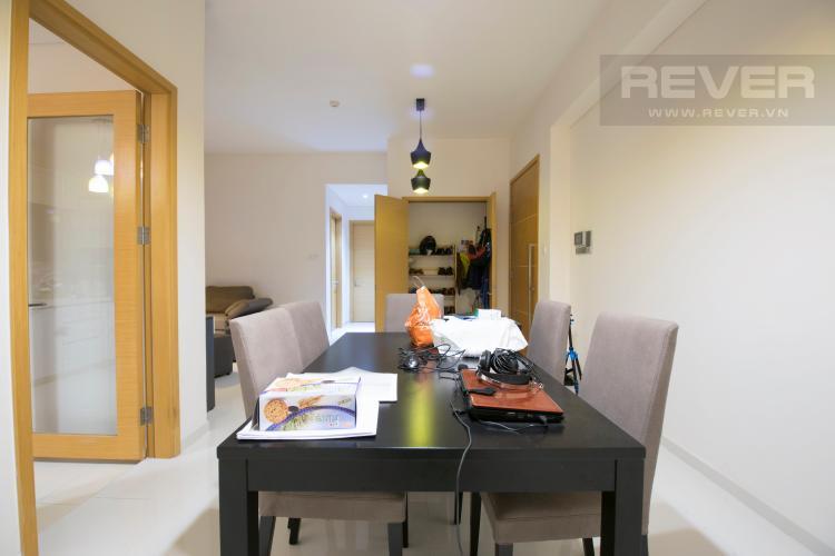 Phòng Ăn Căn hộ The Vista An Phú 2 phòng ngủ tầng thấp T5 nội thất đầy đủ