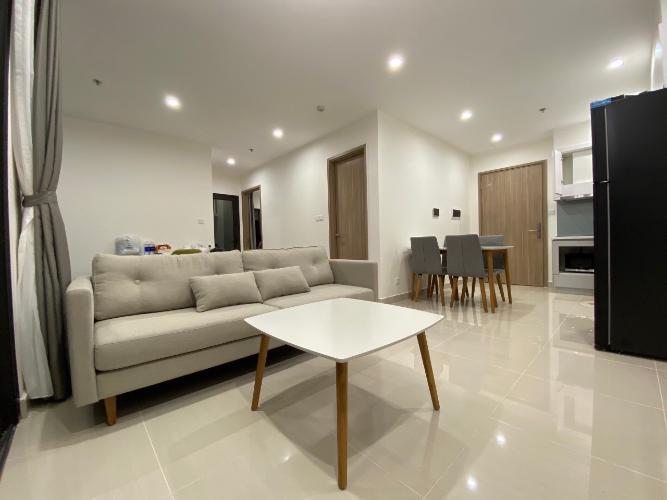 Phòng khách  Vinhomes Grand Park Căn hộ Vinhomes Grand Park nội thất cơ bản hiện đại, tiện ích cao cấp.