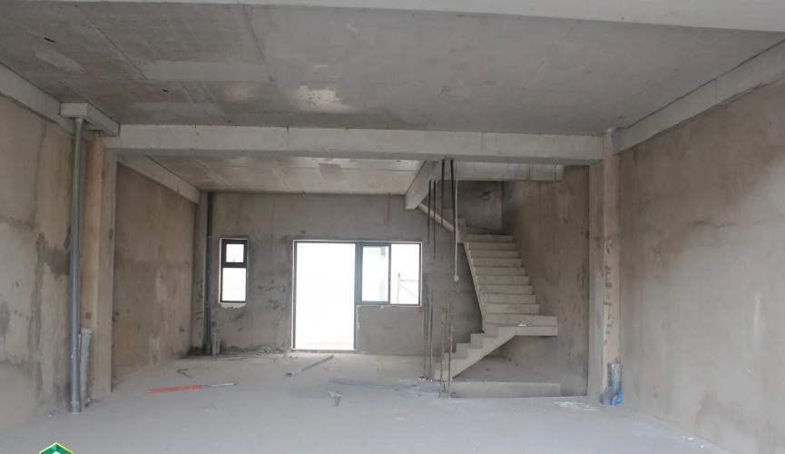 tầng trệt Vạn Phúc City Shophouse Vạn Phúc City diện tích 7m x21m, bàn giao thô