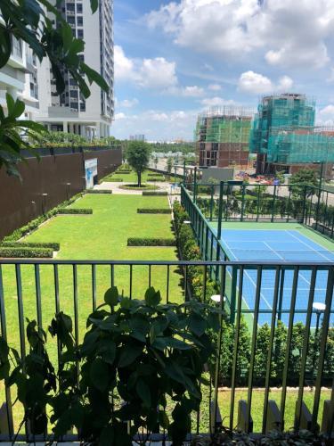 One Verandah, Quận 2 Căn hộ One Verandah tầng 12 view thành phố, view sông thoáng mát.
