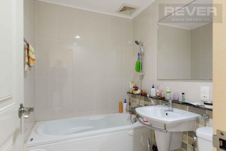 Toilet Cho thuê căn hộ Imperia An Phú 3PN, tầng thấp, diện tích 115m2, đầy đủ nội thất, view Landmark 81
