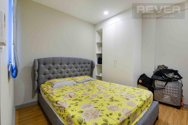 Phòng Ngủ 2 Bán căn hộ The Gold View tầng cao 2PN, đầy đủ nội thất, view sông thoáng đãng