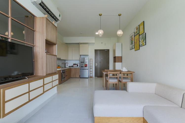 Cho thuê căn hộ Jamila Khang Điền 2PN, block C, đầy đủ nội thất, view khu dân cư xanh mát