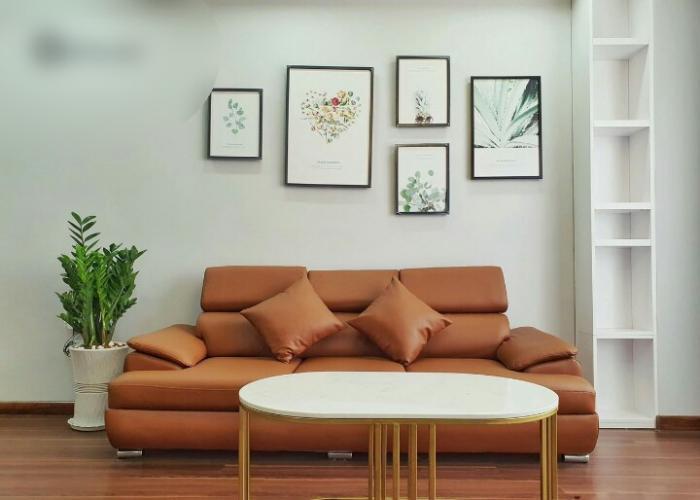 căn hộ The Hyco4 quận Bình Thạnh Căn hộ The Hyco4 tầng  trung, view sông thoáng mát, đầy đủ nội thất.