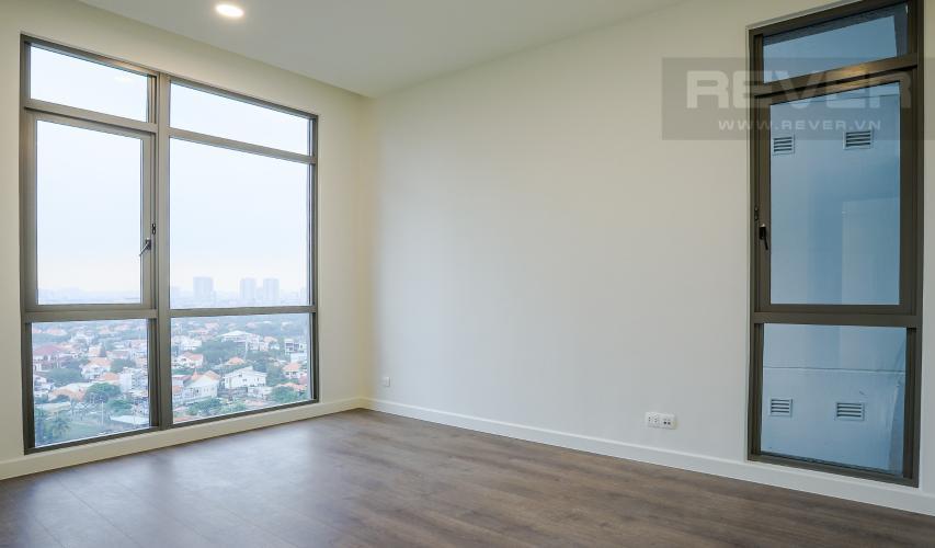 Phòng Ngủ 1 Bán căn hộ The Nassim Thảo Điền tầng cao, 2PN, view sông