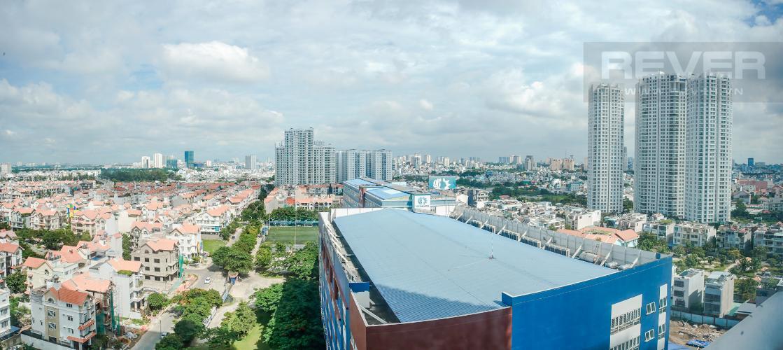 View Bán hoặc cho thuê căn hộ Sunrise City 2PN, tháp X1 khu North, đầy đủ nội thất, view Phú Mỹ Hưng