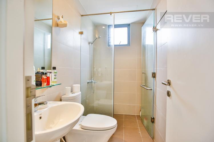 Toilet 1 Căn góc Masteri Thảo Điền 2 phòng ngủ tầng trung T3 ful nội thất