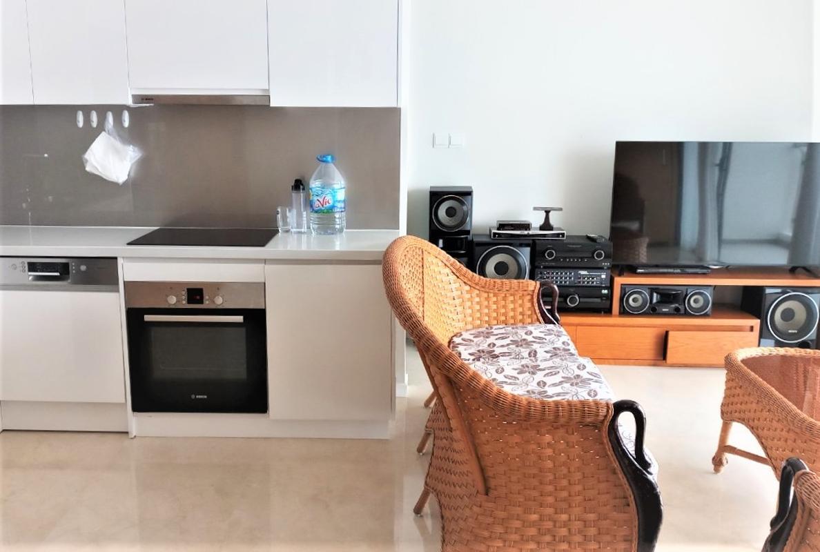 đảo KC1 Bán hoặc cho thuê căn hộ Diamond Island - Đảo Kim Cương 1PN, tháp Maldives, đầy đủ nội thất, view nội khu
