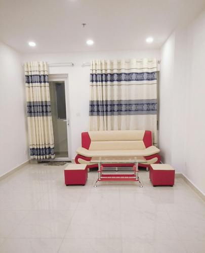 Cho thuê Officetel Saigon Mia diện tích 32m2 nội thất cơ bản