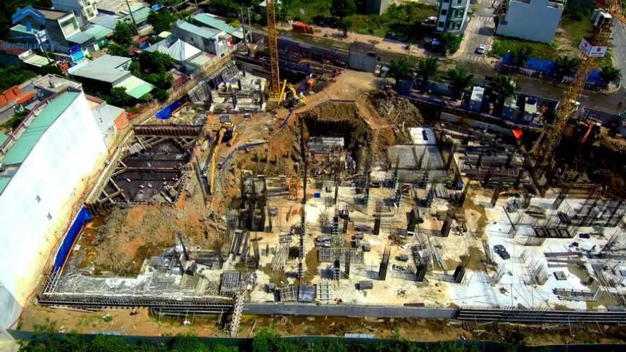 Tiến độ xây dựng Ricca Bán căn hộ Ricca 2PN, tầng thấp, block A, không nội thất, chưa bàn giao