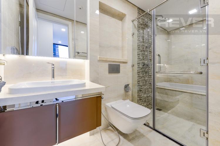 Phòng tắm 2 Bán căn hộ Vinhomes Golden River tầng cao, 2PN, view sông Sài Gòn, vị trí đắc địa