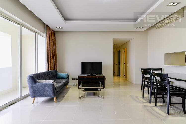 Phòng Khách Căn hộ Estella Residence 2 phòng ngủ tầng trung 3A đầy đủ nội thất