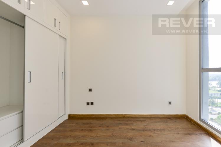 Phòng ngủ 3 Căn hộ Vinhomes Central Park 3 phòng ngủ tầng thấp P2 view sông