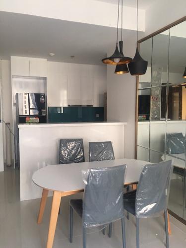 Bán căn hộ RiverGate Residence tầng trung, diện tích 74m2 - 2 phòng ngủ, đầy đủ nội thất