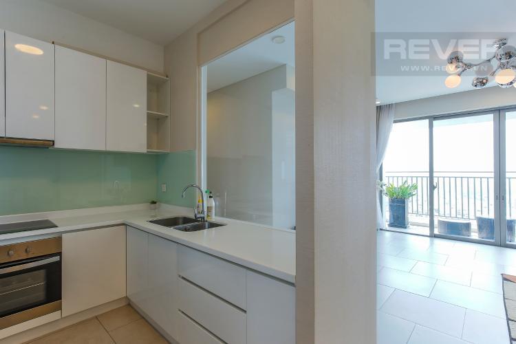 Phòng Bếp Căn hộ The View Riviera Point 2 phòng ngủ tầng cao T5 nội thất đầy đủ