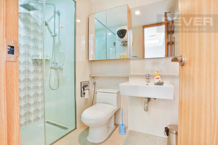 Toilet 1 Căn hộ Cantavil Premier tầng cao D2 nội thất đầy đủ
