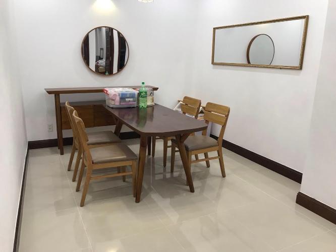 Không gian căn hộ Him Lam Riverside, Quận 7 Căn hộ Him Lam Riverside tầng 15 đầy đủ nội thất, view thành phố.