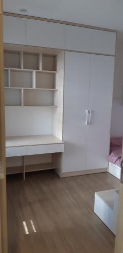 Phòng ngủ căn hộ Vinhomes Grand Park Căn hộ Vinhome Grand Park đầy đủ tiện nghi, cửa chính hướng Tây Nam.