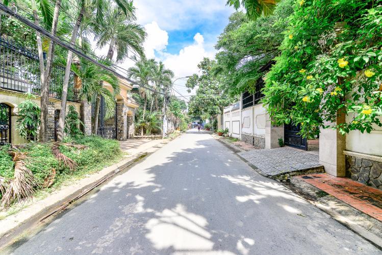 Lộ Giới Nhà phố 3 phòng ngủ đường Bình Lợi quận Bình Thạnh