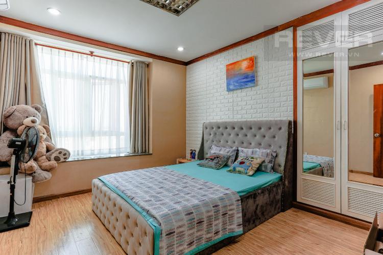 Phòng Ngủ 1 Căn hộ New Sài Gòn, tầng trung, tòa C, 2 phòng ngủ, full nội thất.