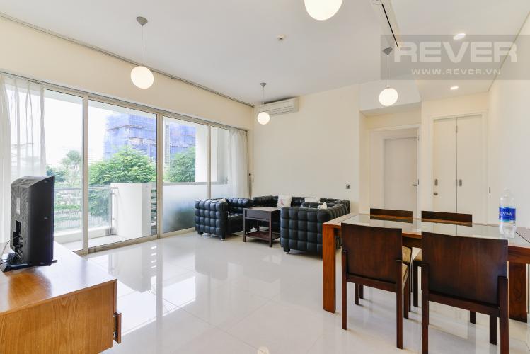 Tổng Quan Căn hộ The Estella Residence tầng thấp, 2 phòng ngủ, nội thất đầy đủ