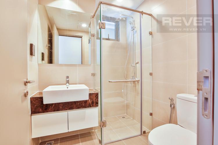 Toilet 1 Căn hộ The Gold View 2 phòng ngủ tầng cao A1 view sông