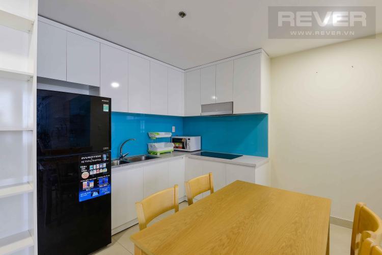Bếp Cho thuê căn hộ Masteri Thảo Điền 1PN, tầng cao, tháp T4, đầy đủ nội thất