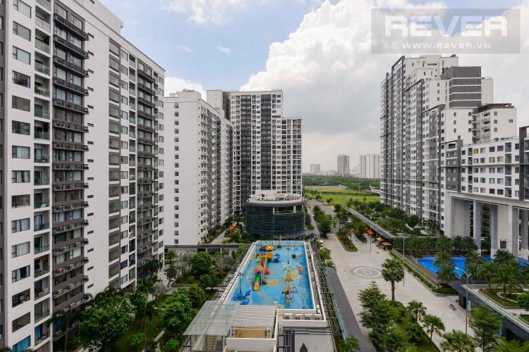 View Cho thuê căn hộ New City Thủ Thiêm 2PN, tầng thấp, tháp Venice, diện tích 61m2, view nội khu