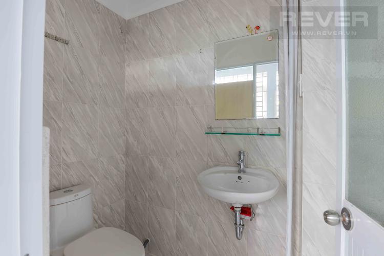 Toilet Cho thuê nhà phố hẻm Nguyễn Duy Trinh, Q2, 3 phòng ngủ, không có nội thất, hướng Đông Nam