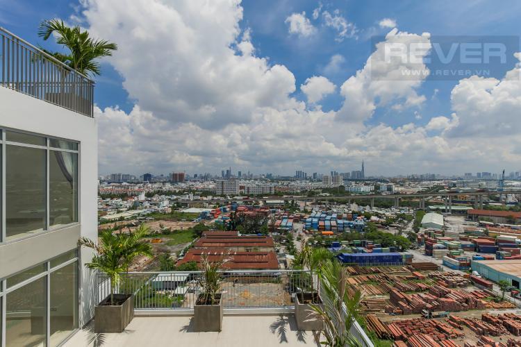 View Bán hoặc cho thuê căn hộ sân vườn Lux Garden 3PN, đầy đủ nội thất, view 2 mặt sông