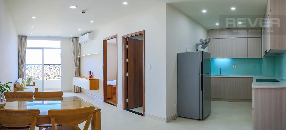 Phòng Bếp Bán và cho thuê căn hộ Grand Riverside 1PN, đầy đủ nội thất, view đẹp