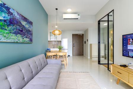 Cho thuê căn hộ Masteri An Phú 1PN, tầng thấp, đầy đủ nội thất, view Xa lộ Hà Nội