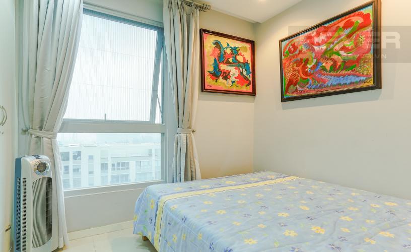 Phòng Ngủ 2 Căn hộ Star Hill Phú Mỹ Hưng tầng trung, tháp B, 3 phòng ngủ, view hồ bơi.