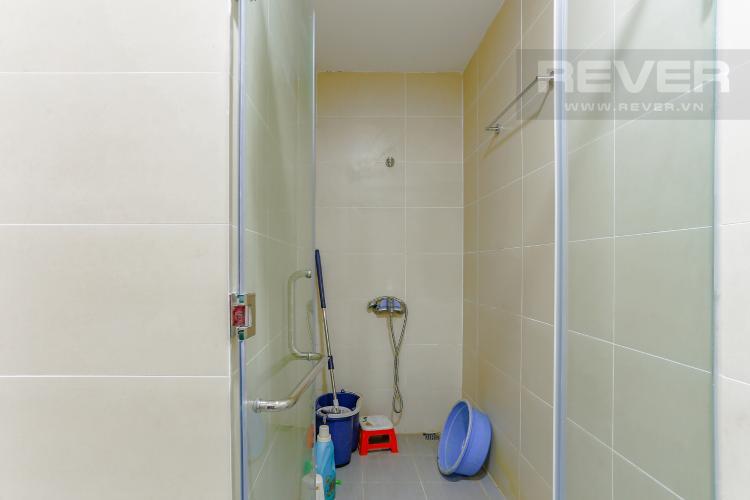 Phòng Tắm 1 Căn hộ M-One Nam Sài Gòn tầng cao diện tích 62,75m2, nội thất đầy đủ.